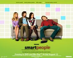 Watch Streaming HD Smart People, starring Dennis Quaid, Thomas Haden Church, Sarah Jessica Parker, Ellen Page. Into the life of a widowed professor comes a new love and an unexpected visit from his adopted brother. #Comedy #Drama #Romance http://play.theatrr.com/play.php?movie=0858479
