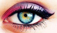I wish my eyes were that pretty. Lol