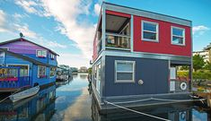 21 best floating homes in victoria bc images floating house rh pinterest com