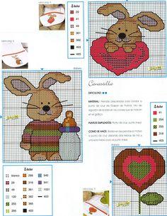 For children ... cross stitch (p. 128) | Learn Crafts is facilisimo.com