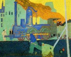 Sylvia Lande Notes: Lyonel Feininger - Paintings