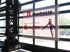 Matrix representante oficial de Manfrotto en Chile