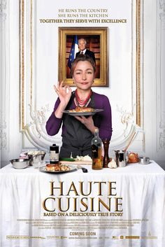 Haute Cuisine (2012) | Cooking movie