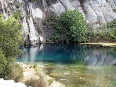Diver dies in one of world's deepest rock pools in French Pyrenees