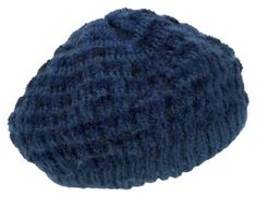 A tam hat, also known as a beret, is a simple hat to make on a knitting loom. Work the pattern on any knitting loom that has pegs with multiples of five plus one additional peg. Use any type yarn to make the tam hat from worsted weight to chunky. Worsted weight yarn shows the design in the hat better than any other type of yarn. Make an adult tam...