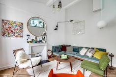 Appartement refait à neuf par l'agence d'architectes d'intérieur June
