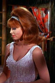Tina Louise as Ginger, Gilligan's Island. This my total favorite hair style! Beautiful Redhead, Beautiful Celebrities, Beautiful Women, Ginger Gilligans Island, Giligans Island, Island Girl, Ginger Grant, 60s Hair, Online Photo Gallery