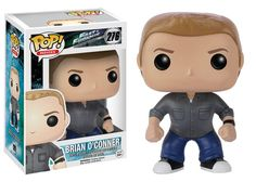 Pop! Movies: Fast & Furious - Brain O'Conner | Funko