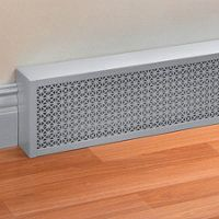 Decorative Baseboard Cover x - to replace old rusty covers Baseboard Heater Covers, Baseboard Heating, Baseboard Radiator, Basement Renovations, Home Remodeling, Design Your Home, House Design, Home Heating Systems, Welcome To My House