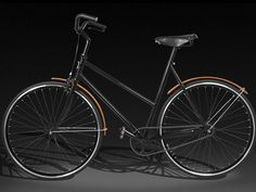 Herskind Simplicity dame design cykel