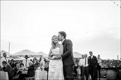 Bride and Groom | Napa Valley Wedding | Wedding Photography at Brix Restaurant and Gardens | Vineyard Wedding | Christophe Genty Photography