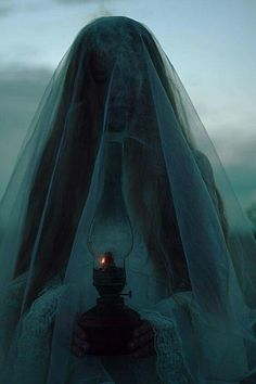 This veil covering something opaquely dark is also SUPER interesting Beltane, Arte Obscura, Fantasias Halloween, Dark Photography, Creepy Photography, Horror Photography, Circus Photography, Halloween Photography, Arte Horror