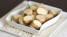 Ricetta Diamantini (biscotti) con farina di riso - Le Ricette di GialloZafferano.it
