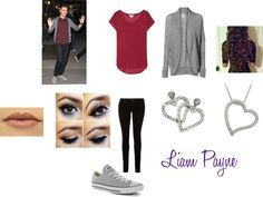 """Liam Payne 3"" by miamoore4 ❤ liked on Polyvore"