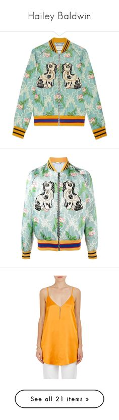 """""""Hailey Baldwin"""" by larycao ❤ liked on Polyvore featuring men's fashion, men's clothing, men's outerwear, men's jackets, blue, mens zip jacket, mens bomber jacket, men's embroidered bomber jacket, mens floral bomber jacket and gucci mens jacket"""