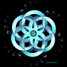 Spirit of Water / Sacred Geometry <3