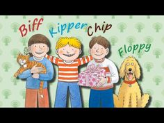 Biff, Kipper, Chip and Floppy <3