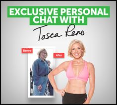 Exclusive personal chat with Tosca Reno!