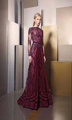 Elegance And Brilliance Through New Ziad Nakad Summer 2016 Dress Collection Elegant Dresses, Pretty Dresses, Formal Dresses, Prom Dresses, Wedding Dresses, Vestidos Fashion, Fashion Dresses, Couture Collection, Dress Collection