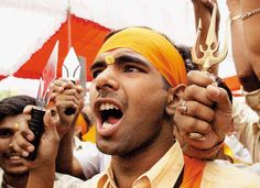 Ambedkar Action Alert: RSS worker severely injured while trying to assemb...