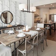 Sabal Homes - dining rooms - dining room,