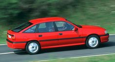MY OLD VECTRA 1990