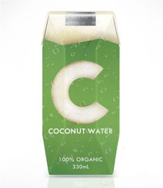Packaging of the World: Creative Package Design Archive and Gallery: C Coconut Water