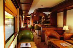 Train Travel: Maharajas' Express - Bar