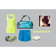 """""""Under Armour"""" by nachognat on Polyvore"""