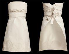 elegant aprons | Simple, elegant cotton apron | just neat