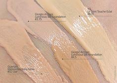 _DSC9049 G Armani, Giorgio Armani, Beauty Tips, Beauty Hacks, Ysl, Swatch, Foundation, Make Up, Shades