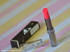 A Shopaholic: Lakme Absolute Gloss Addict Lipstick in Desert Rose : Photos, Review, Swatch & LOTD