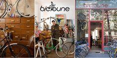 bicloune magasin vélo fixie
