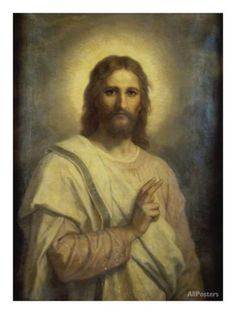 The Lord's Image Giclee Print