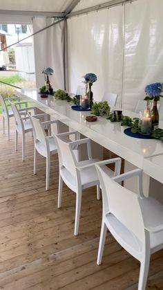 Personeelsfeestje met heerlijke luxe gerechtjes uit de foodtruck Wedding Events, Weddings, Dining Table, Baby Shower, Furniture, Home Decor, Lush, Baby Sprinkle Shower, Homemade Home Decor