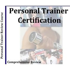 Personal Trainer Certification Audio Review 4 Hours, 5 Audio CDs, Based on ACSM Guidelines for Exercise Testing and Prescription; Certified Personal Trainer® (CPT) Review, Updated 2012 (Audio CD)  http://goldsgymhours.com/amazonimage.php?p=B008K6XY22  B008K6XY22