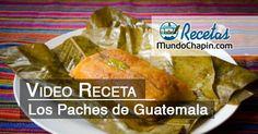Receta (video) – Los Paches de Guatemala