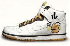 Angry Bird Shoe
