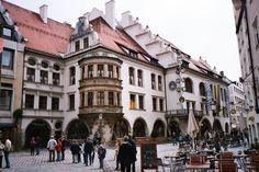 Munich - A German town for a German major