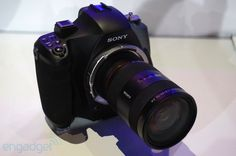 Sony will announce two A-mount Cameras: 4K and Fast Full Frame for Action Photography   Camera News at Cameraegg -- professional camera