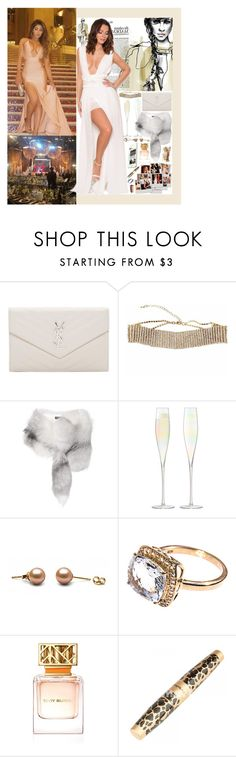 """122316♥"" by alicia-rene ❤ liked on Polyvore featuring Yves Saint Laurent, Dolce&Gabbana, LSA International, Zoe & Morgan, Tory Burch and Giorgio Armani"