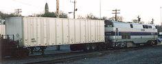 Amtrak Roadrailer,