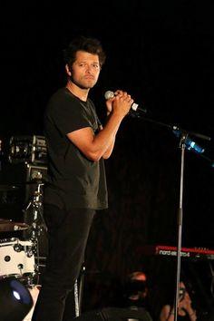 what a rock star you look like Misha