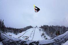 Leyendas del snowboard: Terje Hakonsen | Lugares de Nieve