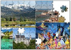 Check out all of the amazing designs that Jigsaw Puzzles 4 U has created for your Zazzle products. Make one-of-a-kind gifts with these designs! Free Online Jigsaw Puzzles, 2 Kind, Tin Boxes, Disney Cartoons, Picture Frames, City Photo, Mystery, Challenges, Wall Decor