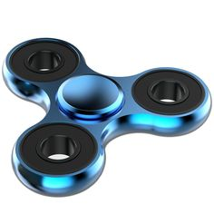 Amazon.com: ATESSON Fidget Spinner Toy Ultra Durable Stainless Steel Bearing High Speed 1-5 Min Spins Precision Metal Material Hand spinner EDC ADHD Focus Anxiety Stress Relief Boredom Killing Time Toys: Toys & Games