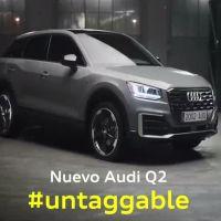 El Clásico del fútbol es #untaggable, como el Audi Q2