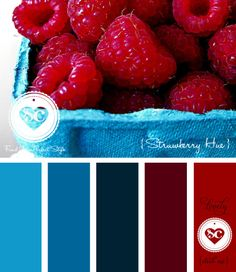 078 Strawberry Hue by Asmalina © 2012 Sorbetcolour ™