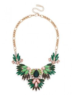 Parakeet Pop Pendant Necklace   BaubleBar