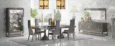 TASOS dining room of CURVASA